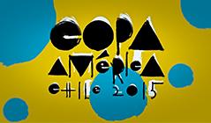 コパアメリカ チリ2015